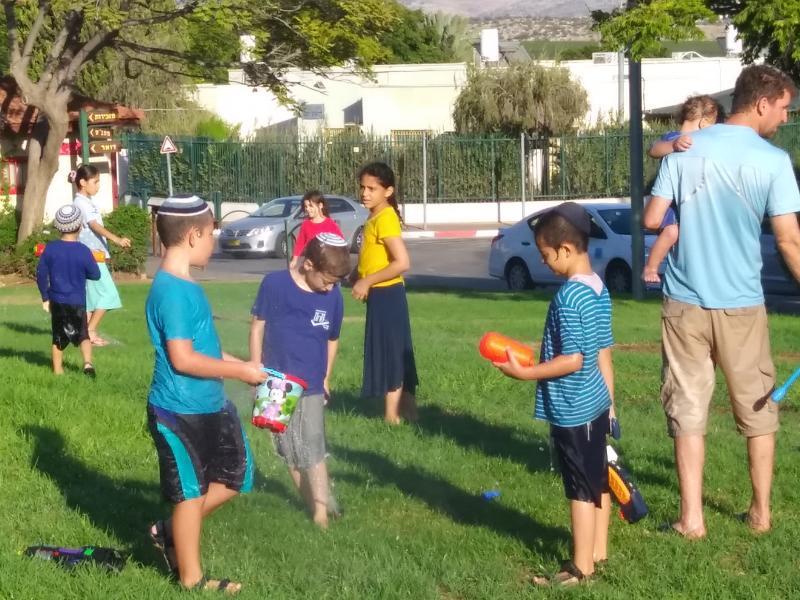 פעילות ילדים בקיץ תשע``ח